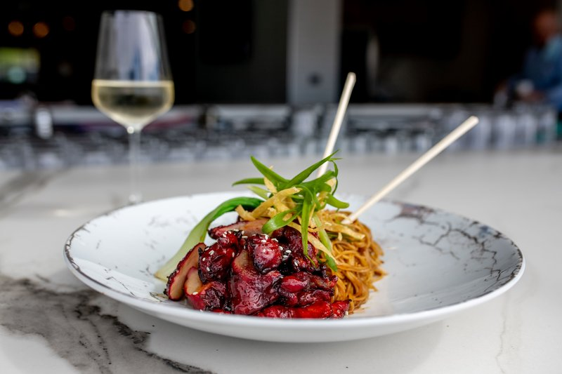 Holiday Inn Kingston - Waterfront-Char Siu Chicken. Enjoy at Wharf & Feather Waterfront Patio<br/>Image from Leonardo