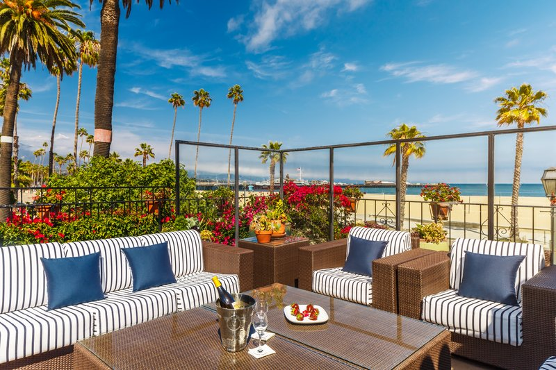 Hotel Milo Santa Barbara-Outdoor Terrace<br/>Image from Leonardo