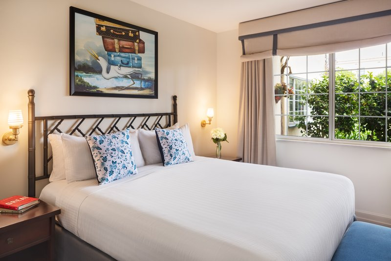 Hotel Milo Santa Barbara-1 King Bed Santa Barbara<br/>Image from Leonardo