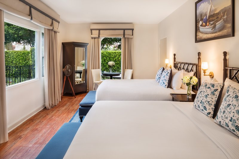 Hotel Milo Santa Barbara-2 Double Beds with Sitting Area Deluxe<br/>Image from Leonardo