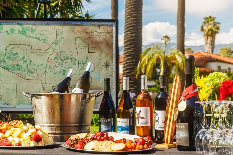 Hotel Milo Santa Barbara-Uncorked Wine Tasting Session<br/>Image from Leonardo