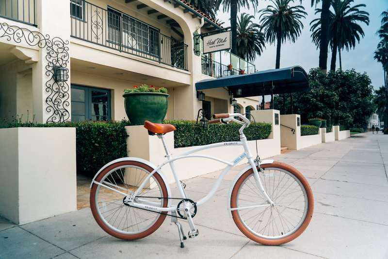 Hotel Milo Santa Barbara-Bike<br/>Image from Leonardo