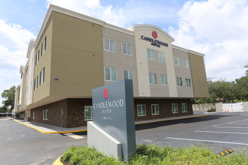 Candlewood Suites Safety Harbor-Hotel Exterior<br/>Image from Leonardo
