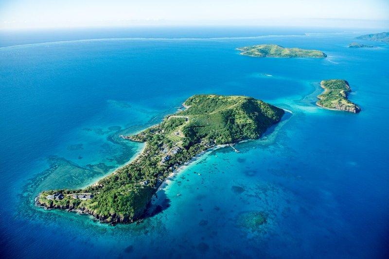 Kokomo Private Island Fiji-Island Aerial<br/>Image from Leonardo
