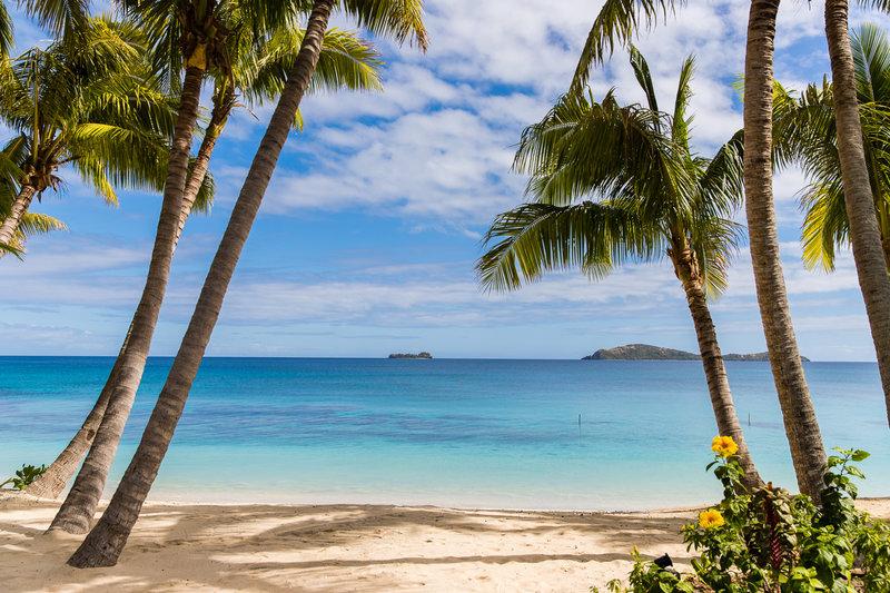 Kokomo Private Island Fiji-Kokomo West Beach Copy<br/>Image from Leonardo