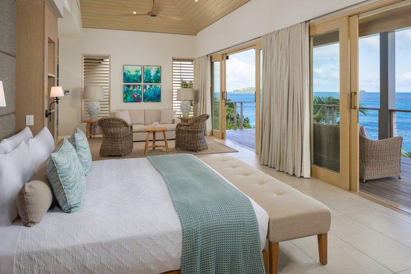 Kokomo Private Island Fiji-Dravuni (Master Bedroom )<br/>Image from Leonardo