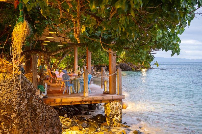 Kokomo Private Island Fiji-Walker DPlank<br/>Image from Leonardo