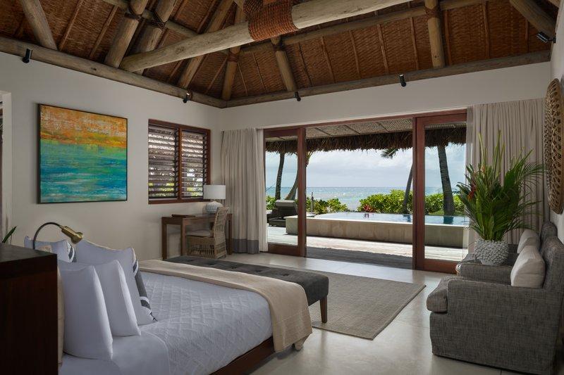Kokomo Private Island Fiji-Two Bedroom Sunrise Villa (Master Bedroom )<br/>Image from Leonardo