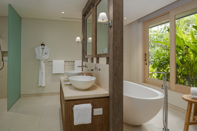 Kokomo Private Island Fiji-Residence Bathroom<br/>Image from Leonardo