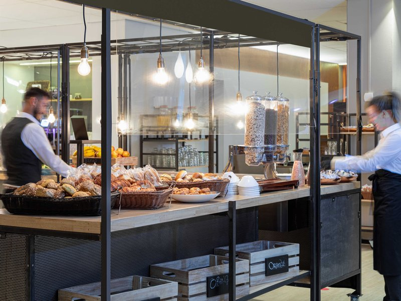 Novotel Den Haag World Forum-Restaurant<br/>Image from Leonardo