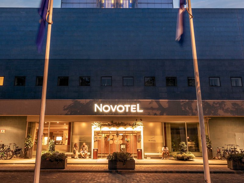 Novotel Den Haag World Forum-Exterior<br/>Image from Leonardo