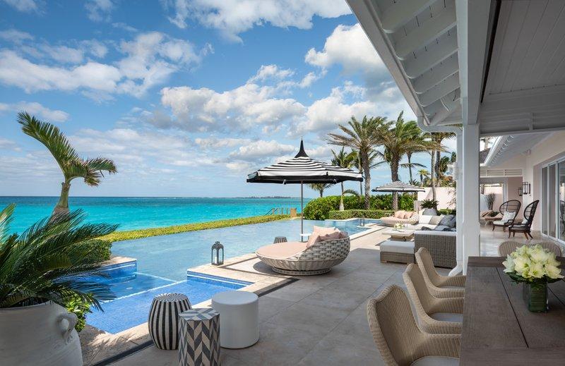 Ocean Club, A Four Seasons Resort, Bahamas-Villa Residence Terrace<br/>Image from Leonardo