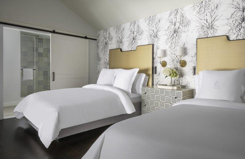 Ocean Club, A Four Seasons Resort, Bahamas-Two-Bedroom Plunge Pool Villa Guest Bedroom Villa Guest Bedroom<br/>Image from Leonardo