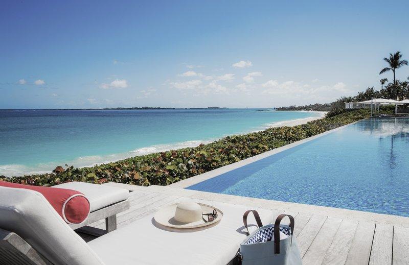 Ocean Club, A Four Seasons Resort, Bahamas-Ocean Pool<br/>Image from Leonardo