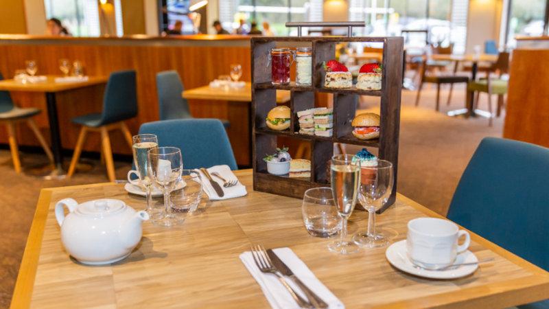 Holiday Inn Peterborough West-Afternoon Tea<br/>Image from Leonardo