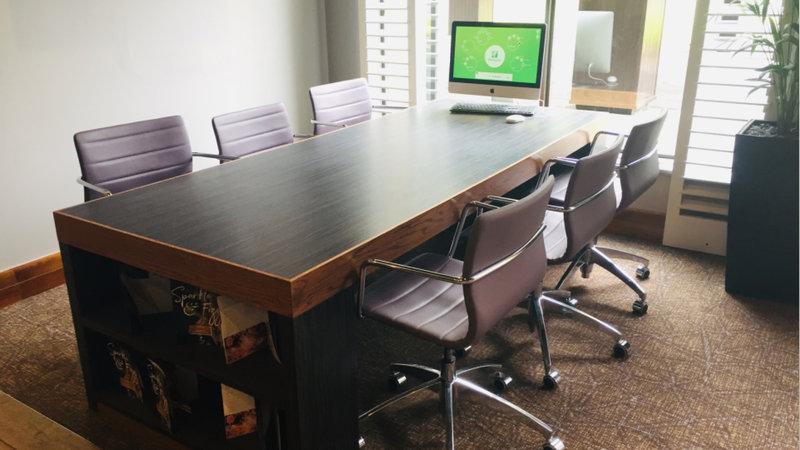 Holiday Inn Peterborough West-Work Desk<br/>Image from Leonardo