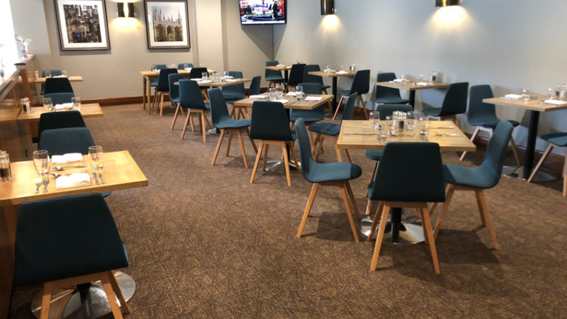 Holiday Inn Peterborough West-Partial Private Dining<br/>Image from Leonardo