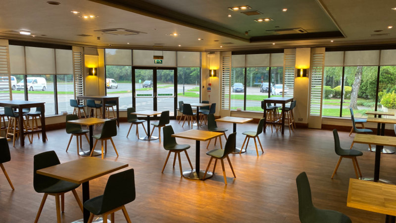 Holiday Inn Peterborough West-The Restaurant<br/>Image from Leonardo