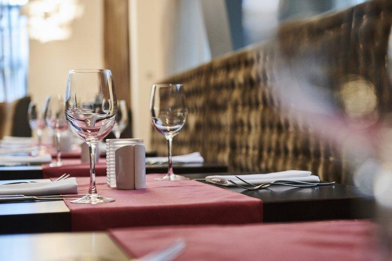 Crowne Plaza Manchester City Centre-Restaurant<br/>Image from Leonardo