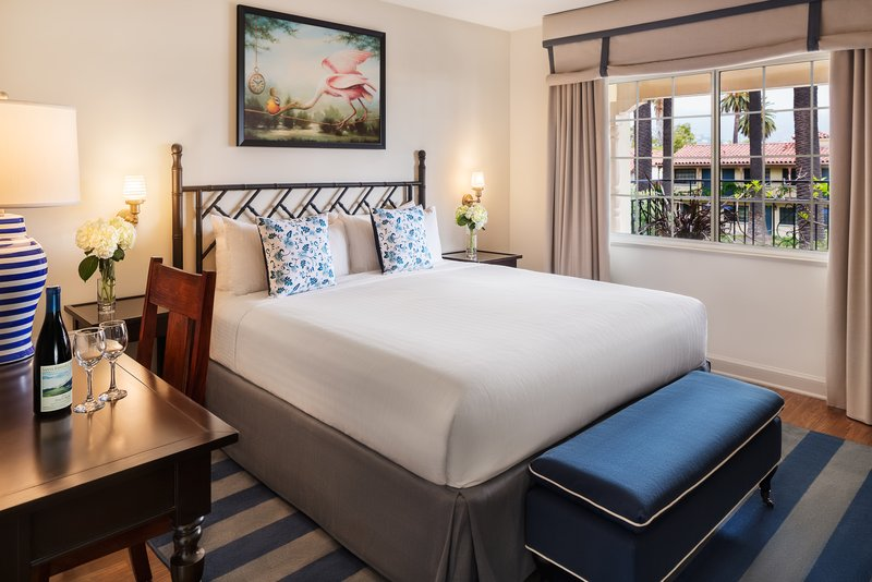 Hotel Milo Santa Barbara-1 King Bed Accessible<br/>Image from Leonardo