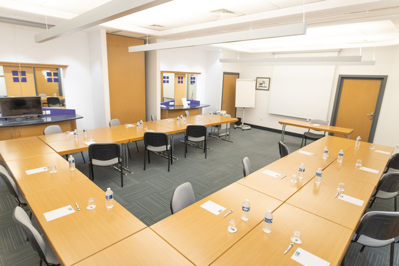 Holiday Inn Express Arras-St Exupery and Vidocq meeting rooms<br/>Image from Leonardo