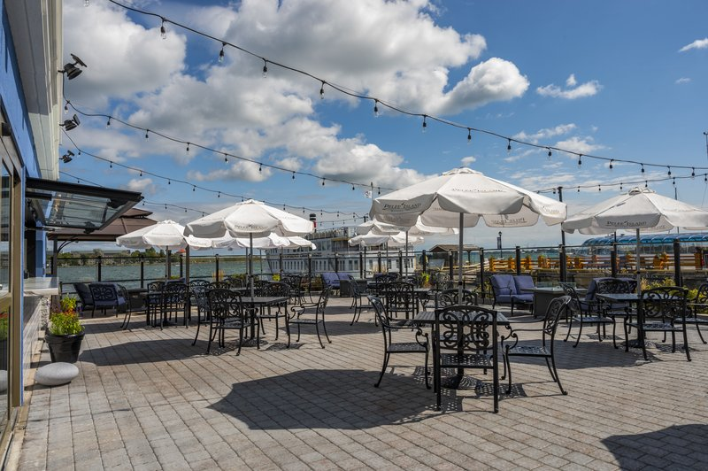Holiday Inn Kingston - Waterfront-Wharf & Feather Waterfront Patio<br/>Image from Leonardo