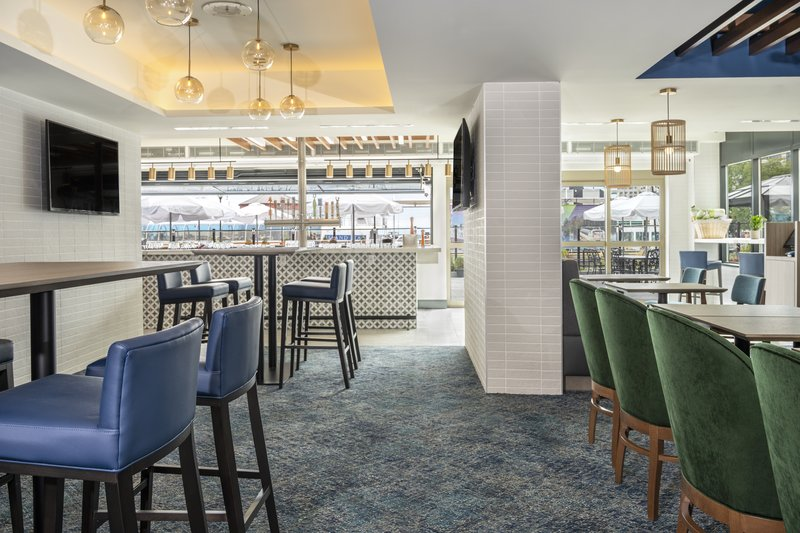Holiday Inn Kingston - Waterfront-Spacious and inviting surroundings at Wharf & Feather Waterfront<br/>Image from Leonardo
