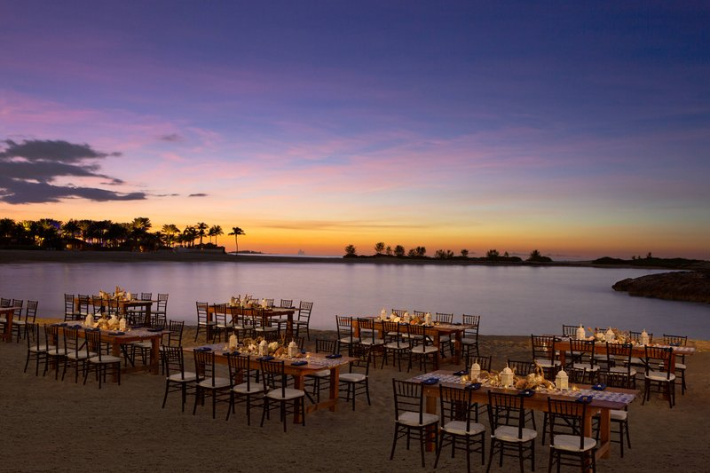 The Coral At Atlantis-The Cove Beach<br/>Image from Leonardo