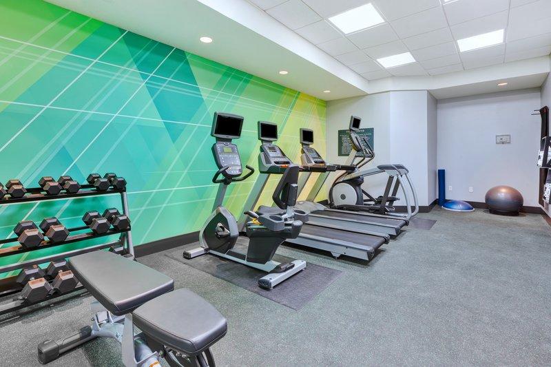 Holiday Inn Grand Rapids Downtown-Fitness Center <br/>Image from Leonardo