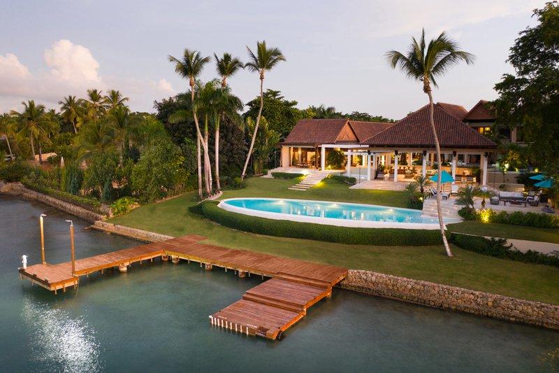 Casa De Campo - Villa Laguna del Mar - Aerial pool view.jpg <br/>Image from Leonardo