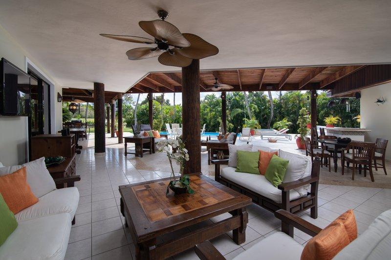 Casa De Campo - Villa del Caribe - Living Area 2.jpg <br/>Image from Leonardo