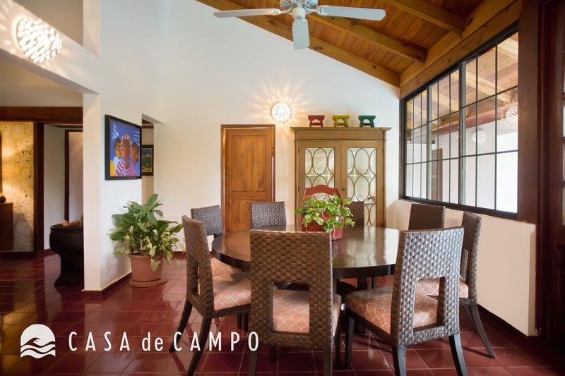 Casa De Campo - Villa Jardines 3bdr GDV - Dining Room.JPG <br/>Image from Leonardo