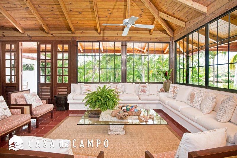 Casa De Campo - Villa Jardines 3bdr GDV - Living Area 4.JPG <br/>Image from Leonardo