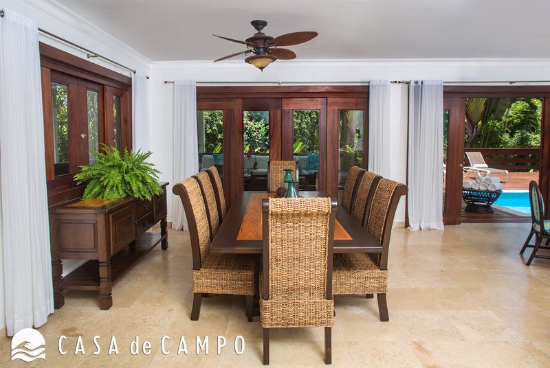 Casa De Campo - Villa Acqua 3Bdr GDV - Dining Area.JPG <br/>Image from Leonardo