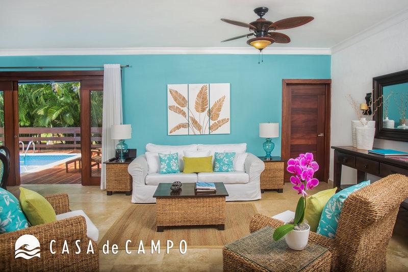 Casa De Campo - Villa Acqua 3Bdr GDV - Living Area 2.JPG <br/>Image from Leonardo