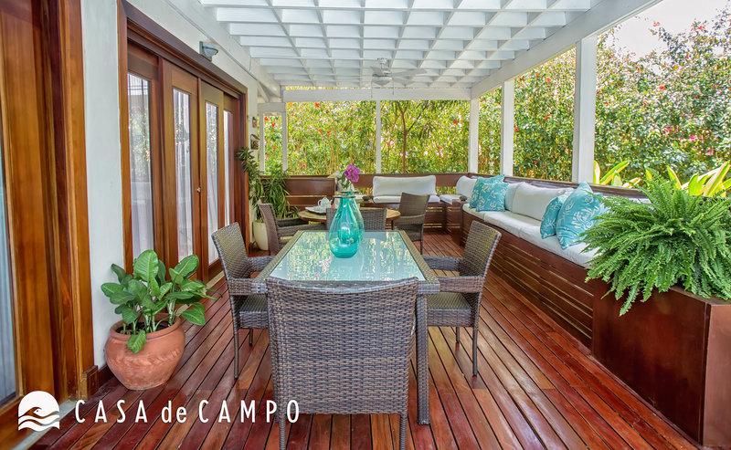 Casa De Campo - Villa Acqua 3Bdr GDV - Terrace 2.JPG <br/>Image from Leonardo