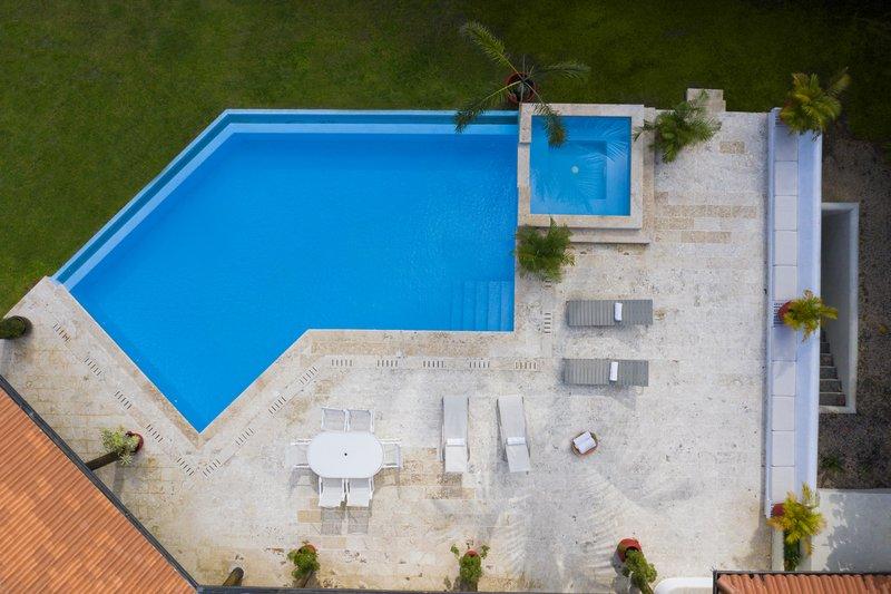 Casa De Campo - Villa del Caribe - Aerial Pool View.jpg <br/>Image from Leonardo