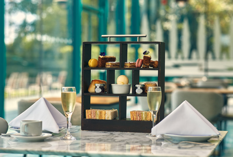 Crowne Plaza Marlow-Afternoon Tea at Crowne Plaza Marlow<br/>Image from Leonardo