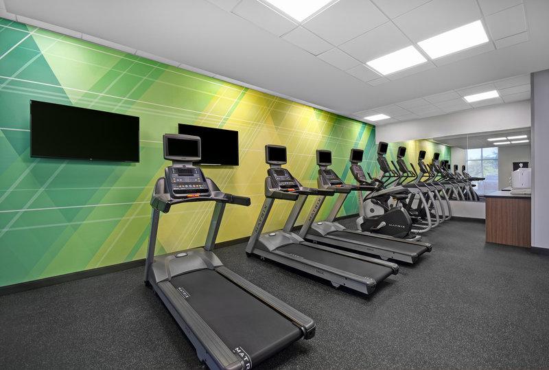 Holiday Inn Grand Rapids North-Fitness Center Brand New Treadmill, Elliptical, Stationary Bike<br/>Image from Leonardo