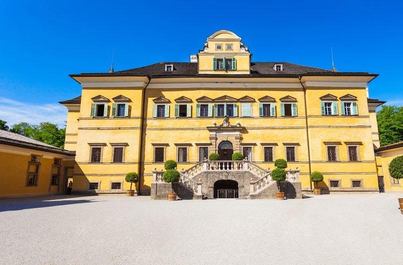 Holiday Inn Salzburg City-Like a Fairytale is the Castle of Hellbrunn<br/>Image from Leonardo