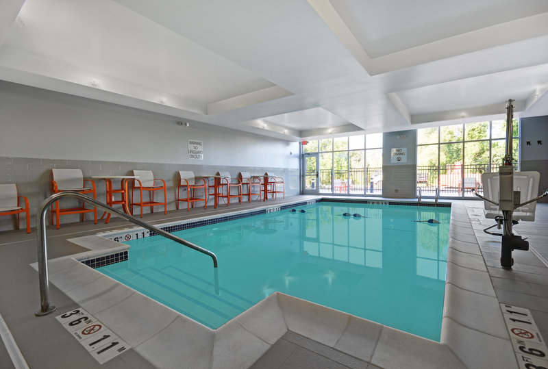 Holiday Inn Grand Rapids North-Take a dip in our Indoor Heated Swimming Pool<br/>Image from Leonardo