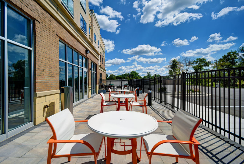 Holiday Inn Grand Rapids North-Relax on our Pool Patio Adjacent to our Indoor Pool<br/>Image from Leonardo