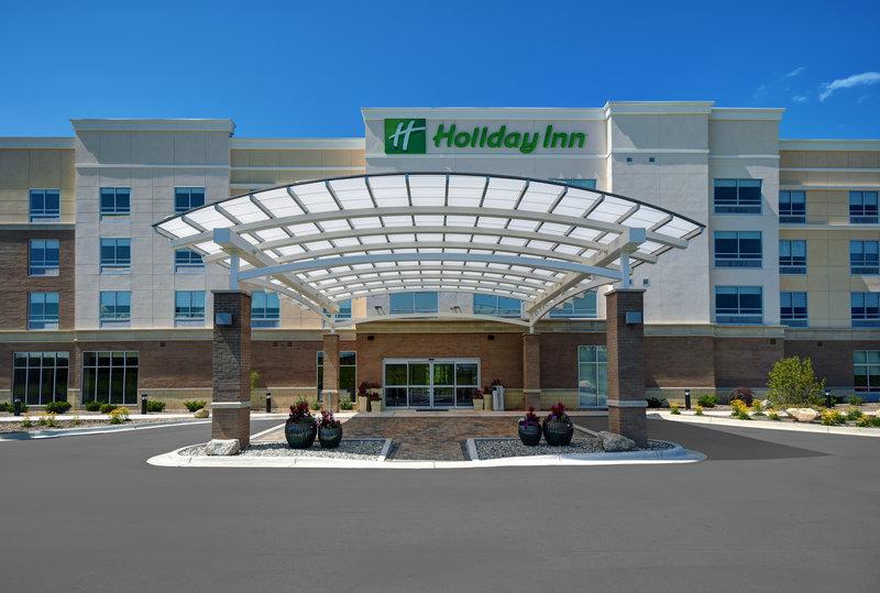 Holiday Inn Grand Rapids North-Brand new Holiday Inn Grand Rapids North - Walker<br/>Image from Leonardo
