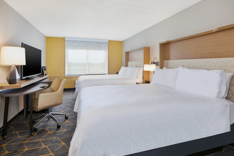 Holiday Inn Grand Rapids Downtown-2 Queen Beds Nonsmoking <br/>Image from Leonardo