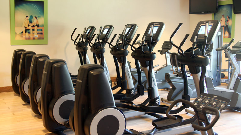 Holiday Inn Fareham - Solent-Hotel guests can enjoy using our gym<br/>Image from Leonardo