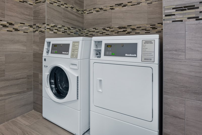 Holiday Inn Express & Suites Grand Rapids Airport - South-Laundry Facility<br/>Image from Leonardo