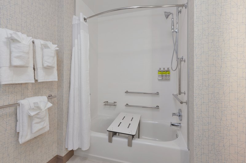 Holiday Inn Express & Suites Grand Rapids Airport - South-Bathroom Amenities<br/>Image from Leonardo
