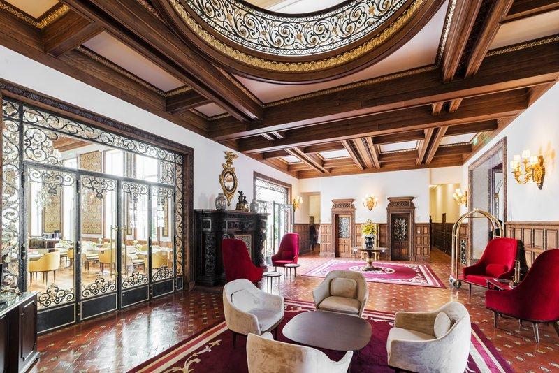 Hotel Infante Sagres-Lobby<br/>Image from Leonardo