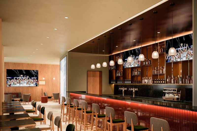 Four Points by Sheraton Ljubljana Mons-The Bar<br/>Image from Leonardo