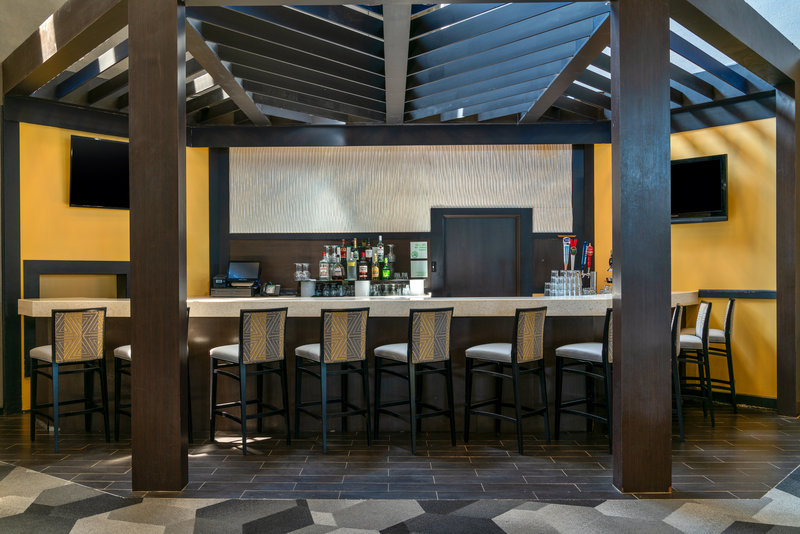 Holiday Inn Morgantown-Reading Area-Enjoy dinner and drinks at the hotel lounge and bar.<br/>Image from Leonardo